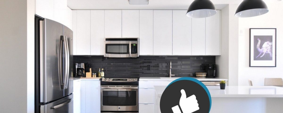 Creative-Riches Kitchen Gas Hobs Clean and Tidy