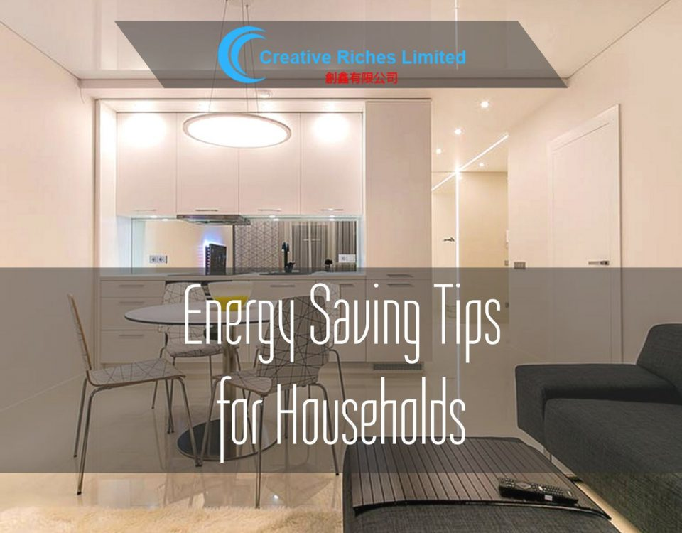 Energy Saving Tips for Households and Kitchens - Creative-Riches.com