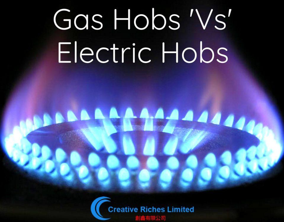 Gas Hobs Versus Electric Hobs