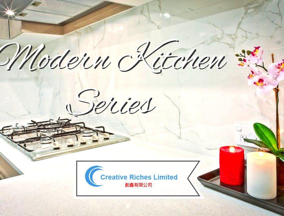 Modern Kitchen Series - Creative-Riches.com